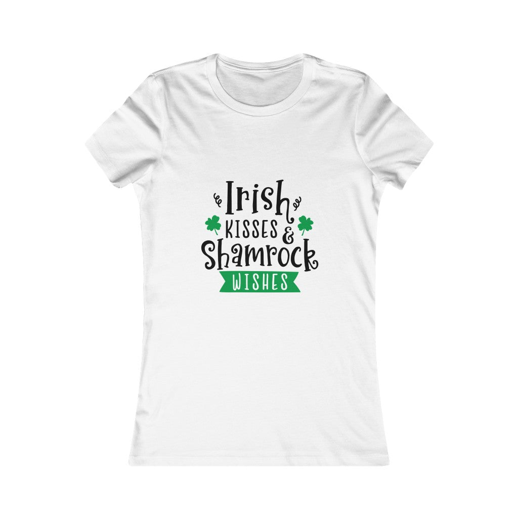 Irish Kisses Tee