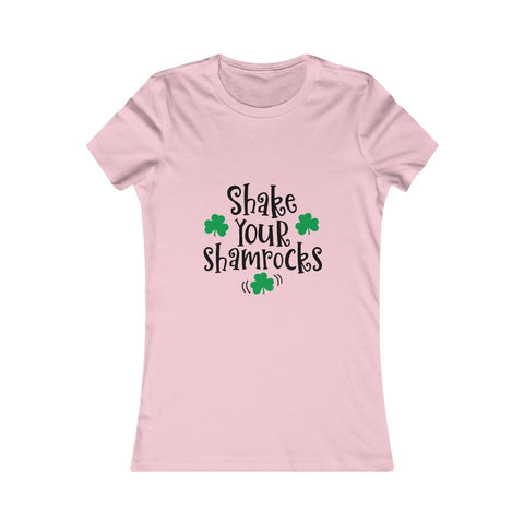 Image of Shake Your Shamrocks Tee