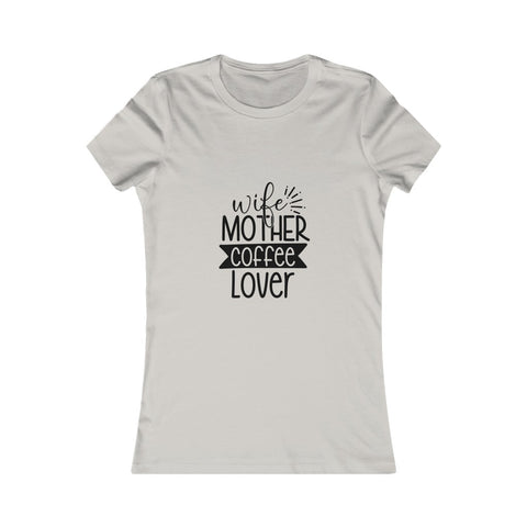 Image of Mother Coffee Lover Tee