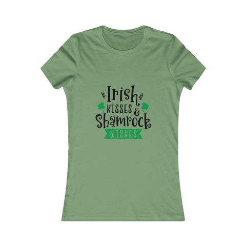 Image of Irish Kisses Tee