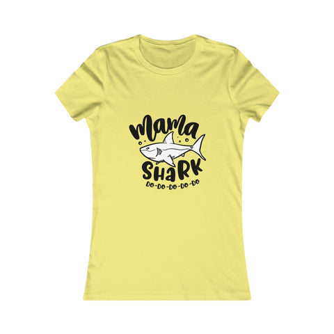 Image of Momma Shark Tee