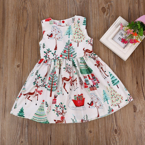 Image of Children's Christmas Dress Dress Marks'Marketplace