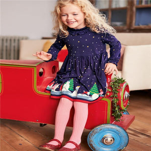 Christmas Party Dress Children Clothing Gifts Marks'Marketplace