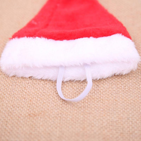 Christmas Pet Hat hat Marks'Marketplace