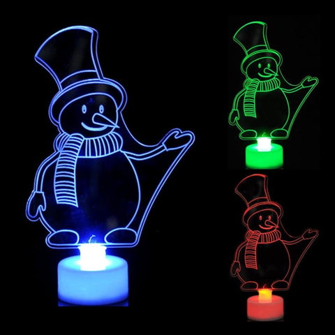 Image of Christmas Tree Decorations Colorful Led Lights Lights Marks'Marketplace