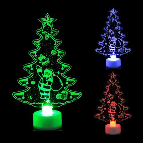 Christmas Tree Decorations Colorful Led Lights Lights Marks'Marketplace Deep Sapphire