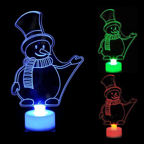 Christmas Tree Decorations Colorful Led Lights Lights Marks'Marketplace Olive