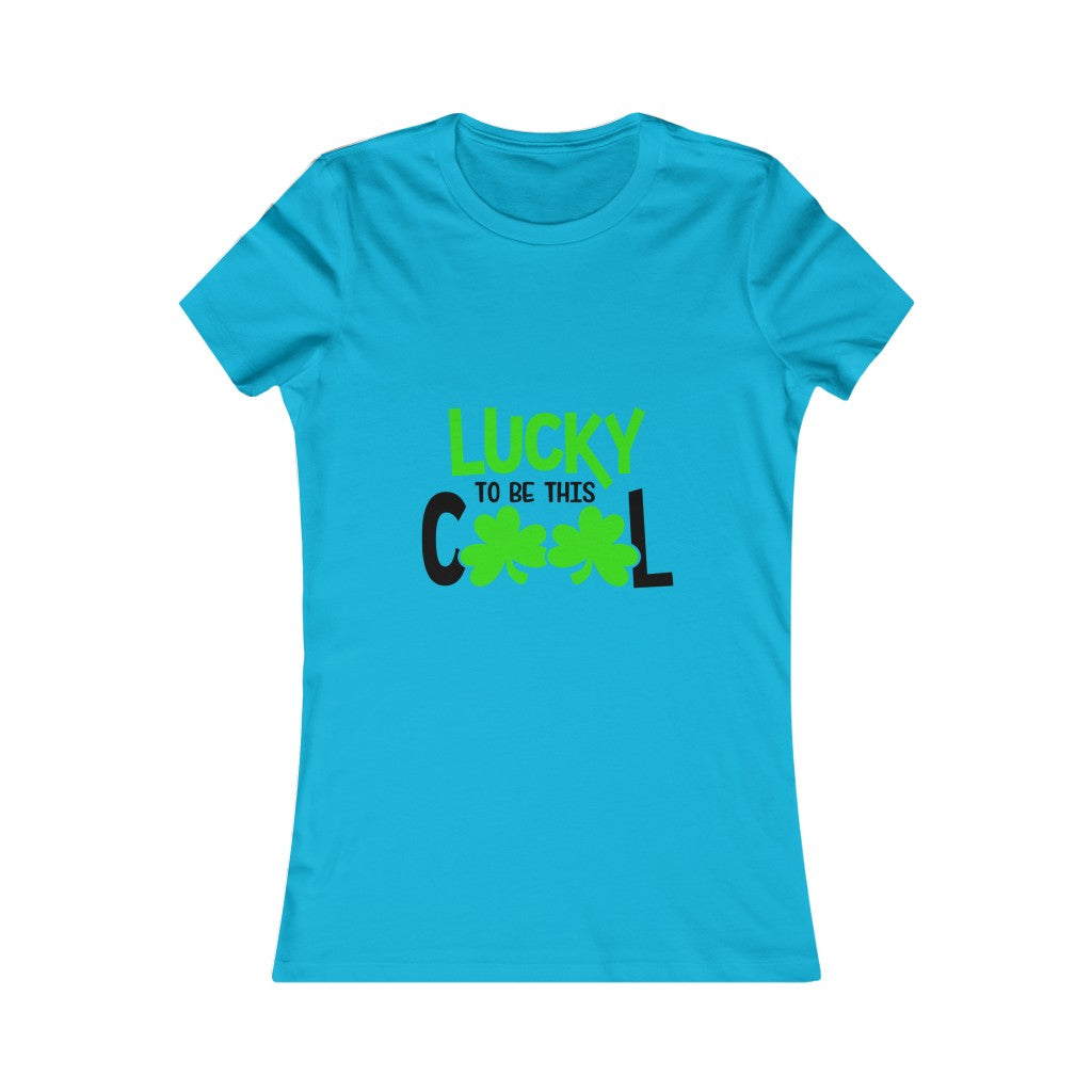 Lucky to be Cool Tee