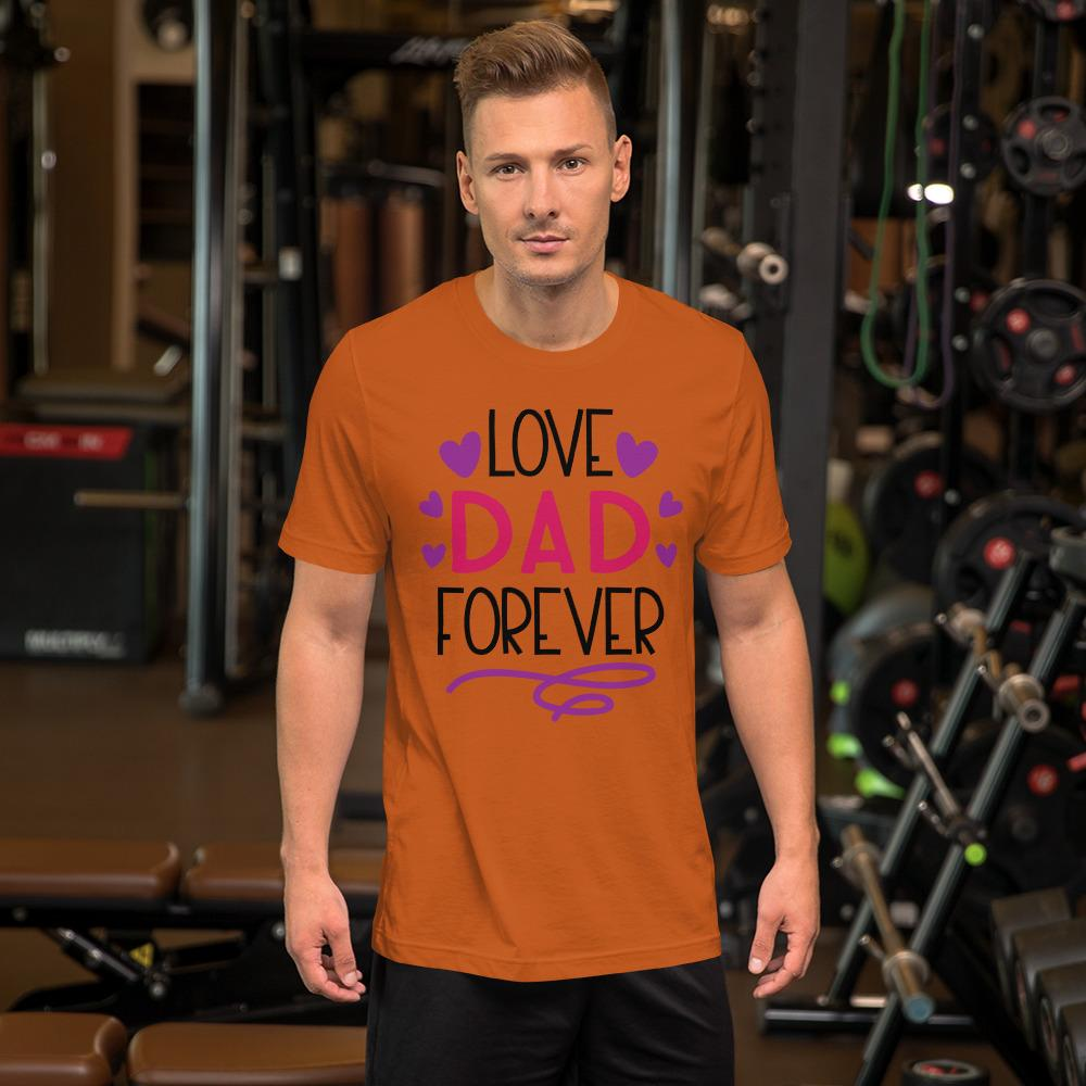 Love Dad Forever Marks'Marketplace Autumn M