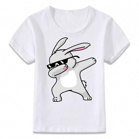 Santa Dabbing T Shirt Clothes for Kids T-shirt Marks'Marketplace oal080c 8T