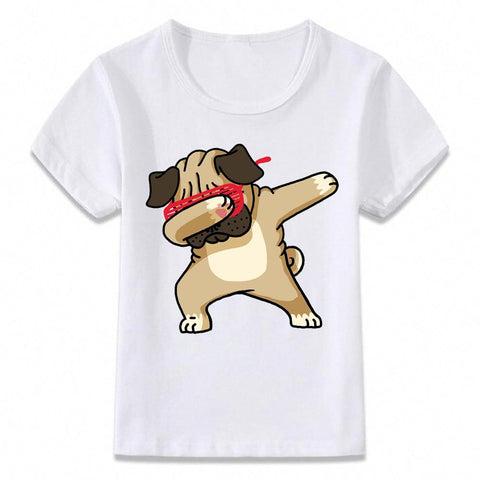 Santa Dabbing T Shirt Clothes for Kids T-shirt Marks'Marketplace oal080d 7T