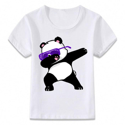 Image of Santa Dabbing T Shirt Clothes for Kids T-shirt Marks'Marketplace oal080e 8T