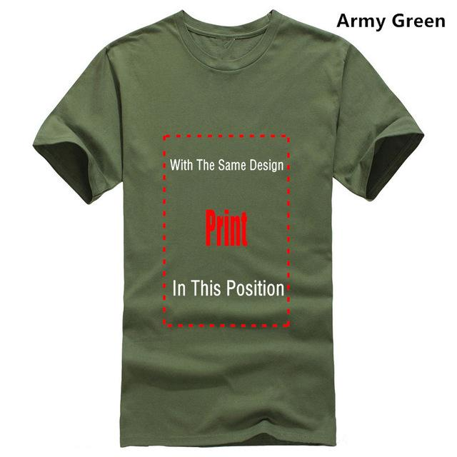 Scar I'm Surrounded by Idiots T-shirt Marks'Marketplace Men army green XL