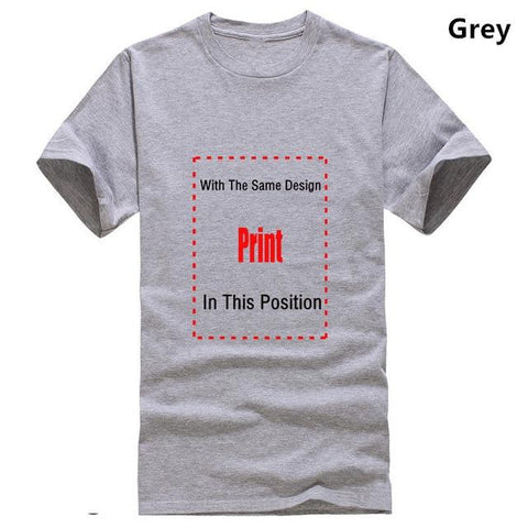 Image of Scar I'm Surrounded by Idiots T-shirt Marks'Marketplace Men gray S