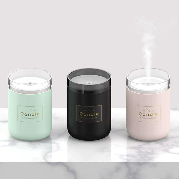 Candle Ultrasonic Humidifier - Humidifier - Pearflow