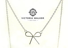 Bow Collection Necklace