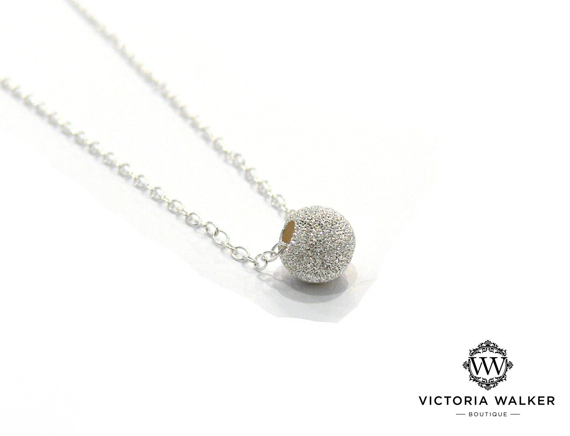 Dazzle Ball Necklace