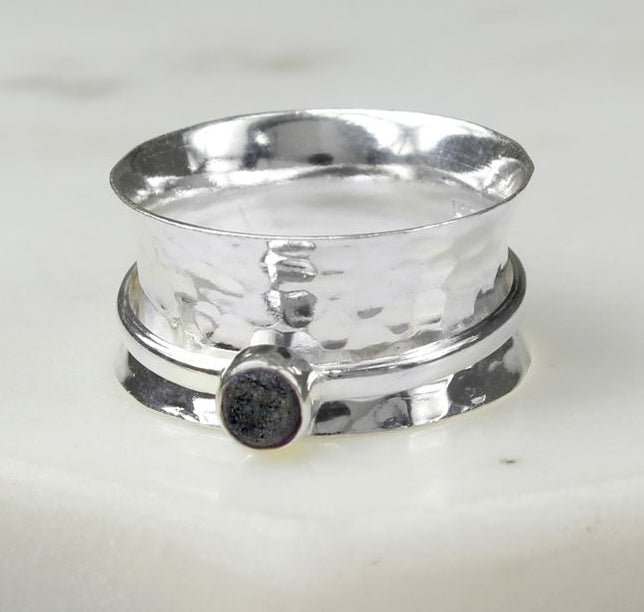 Ashes spinning ring