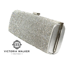 Crystal Clutch bag