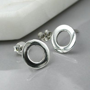 Circle Outline Studs