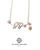 Love Bird Freshwater Pearl Necklace