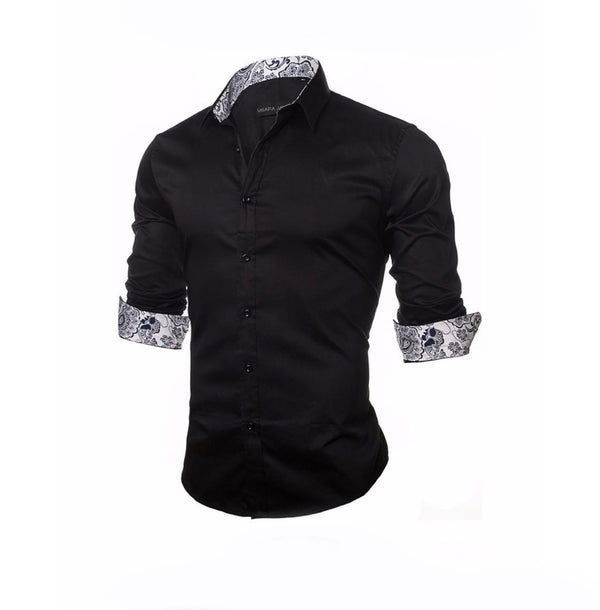 EGOIST TOM Long Sleeve Casual Shirt