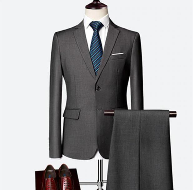 Light business suit