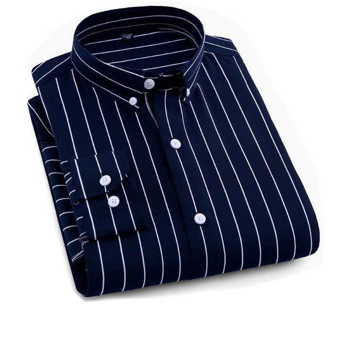 EGOIST FLOYD Striped Casual Shirt