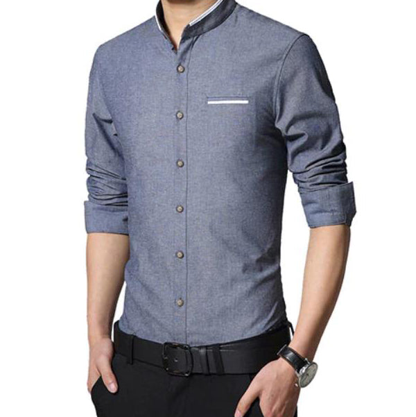 Elegant long sleeved shirt