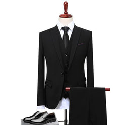 Classic business suit