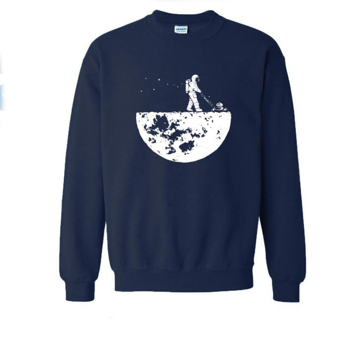 Sweatshirt with Moon print