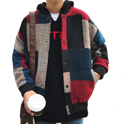EGOIST THOMAS Wool Bomber