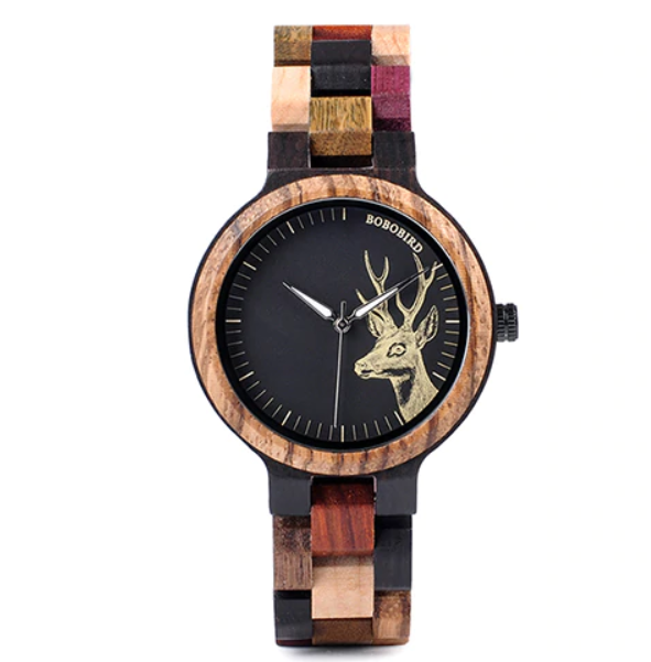 EGOIST Woody watches