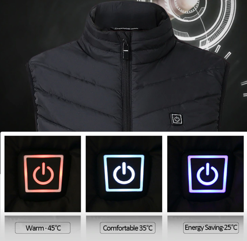 EGOIST SMART HEAT Electric Vest