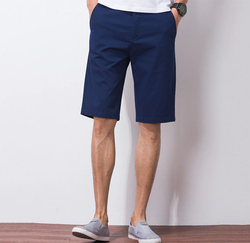 EGOIST SANCHEZ Cotton shorts