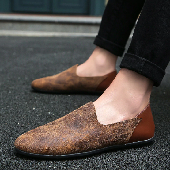 EGOIST TOM Comfortable loafers