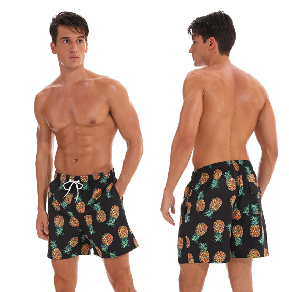 EGOIST RICARDO Beach shorts