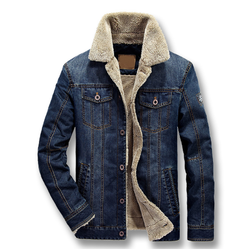 EGOIST FRED Warm Denim Jacket