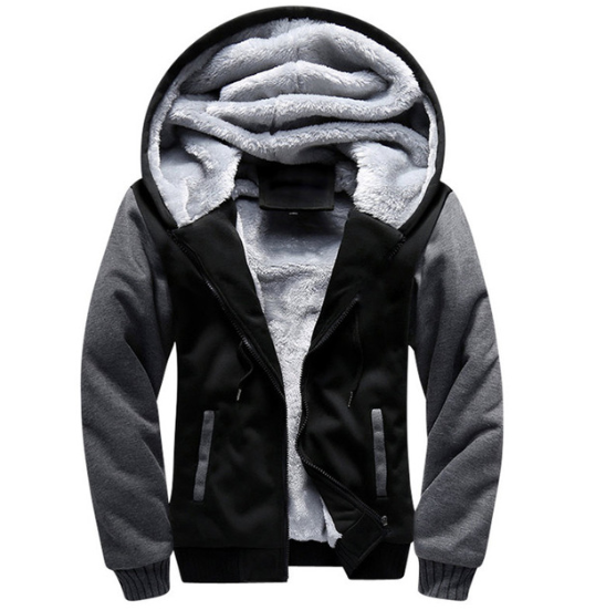 EGOIST NATHAN Fleece Jacket