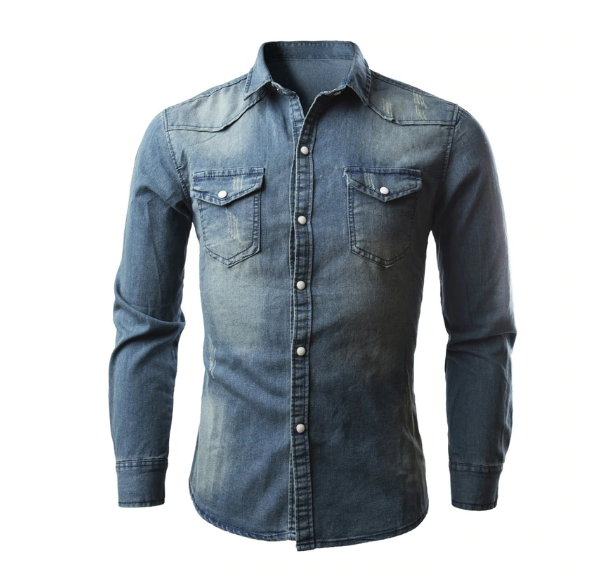 EGOIST FRANK Denim shirt