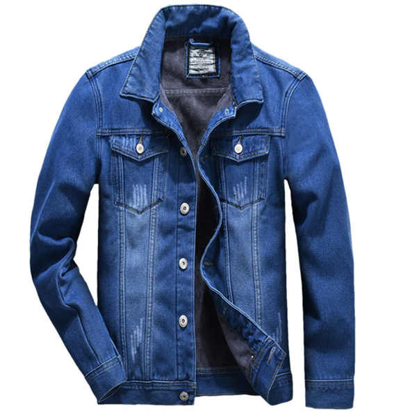 EGOIST ANTONY Insulated Denim Jacket
