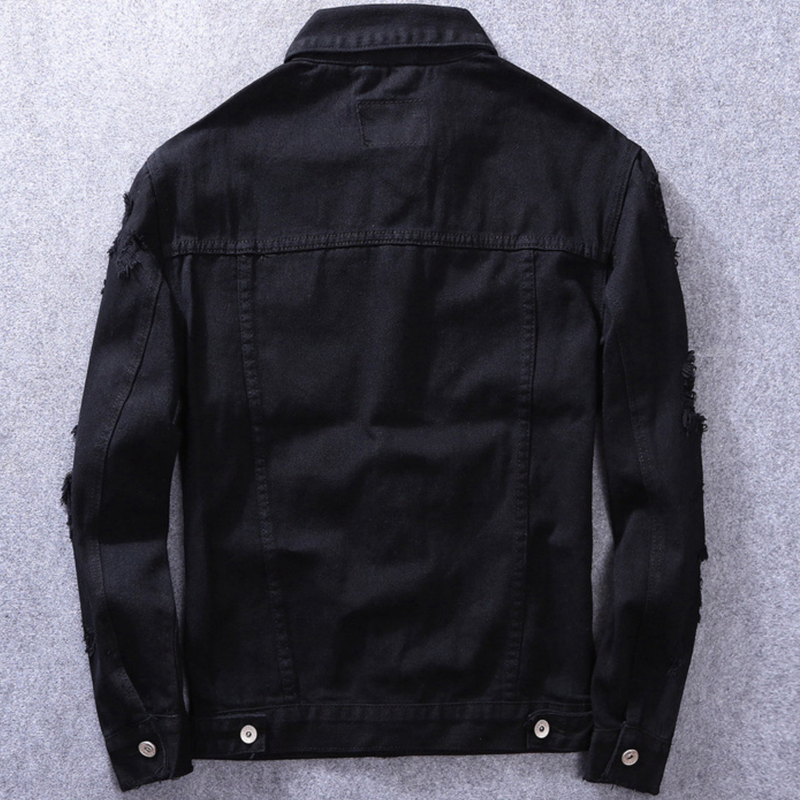 EGOIST MARCUS Denim Jacket