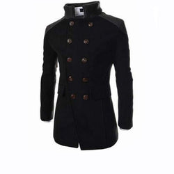 EGOIST ALAN Double breasted coat