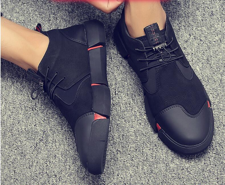 EGOIST TEDDY Casual Sneakers