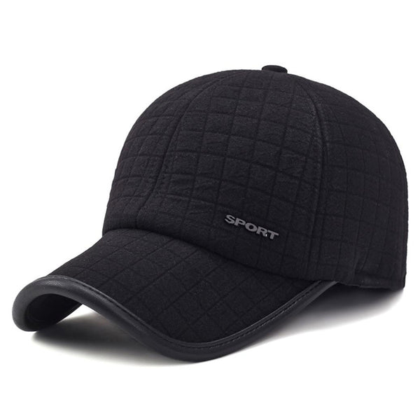 EGOIST ROMAN Winter baseball cap for men