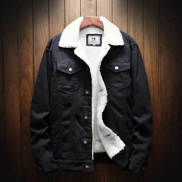 EGOIST GRAHAM Warm Denim Jacket