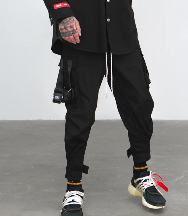 EGOIST BILL Loose Fit Cargo Pants