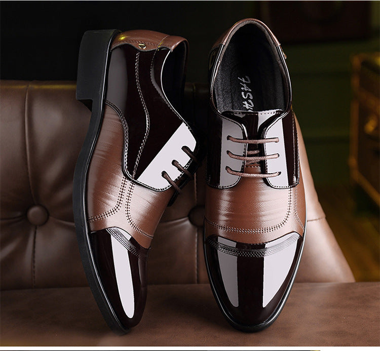 EGOIST EDWIN Oxford Business Shoes