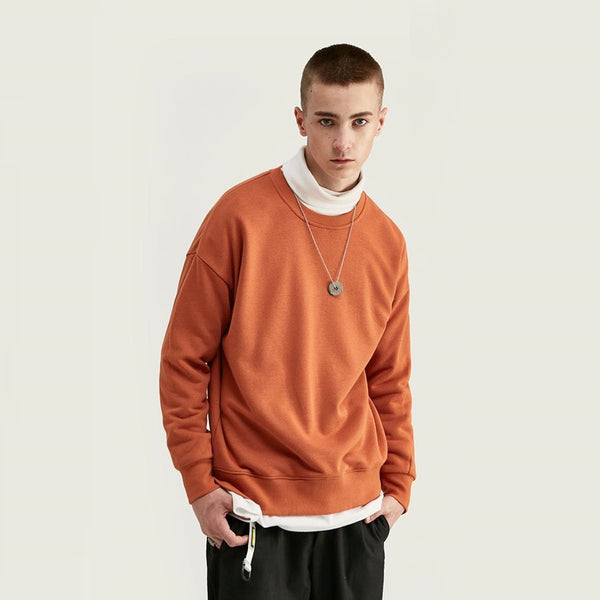 EGOIST BILLY Basic Sweatshirt