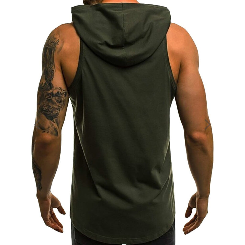 EGOIST TREVOR Hooded vest